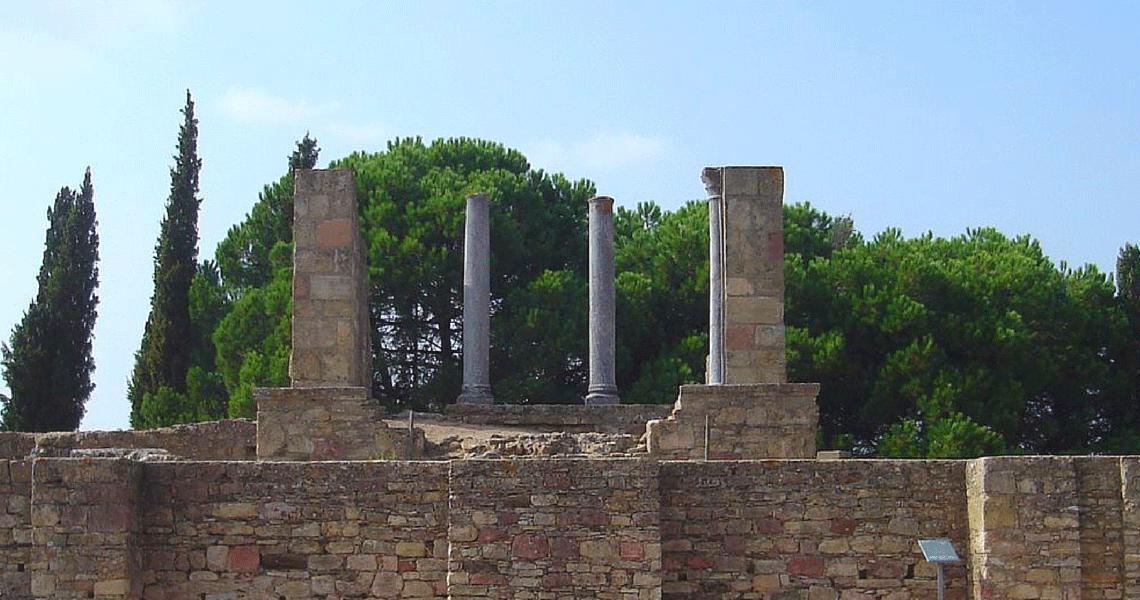 Sítio Arqueológico de Miróbriga